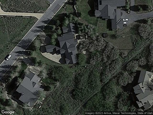 3700 Solamere Dr Park City, UT 84060 Satellite View