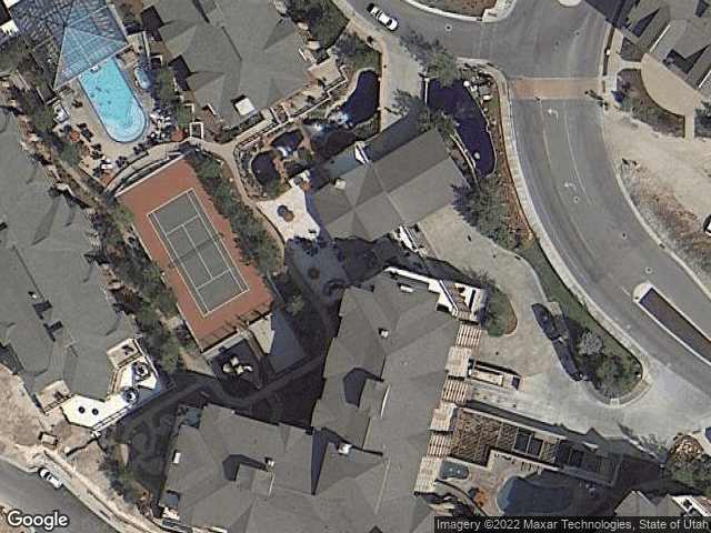 3000 Canyons Resort Dr Park City, UT 84098 Satellite View