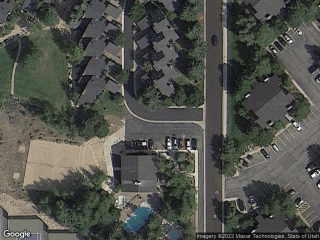 2653 Canyons Resort Drive Park City, UT 84098 Satellite View