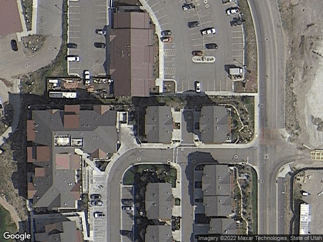 3819 Blackstone Dr Park City, UT 84098 Satellite View