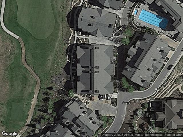 4301 Willow Draw Dr Park City, UT 84098 Satellite View