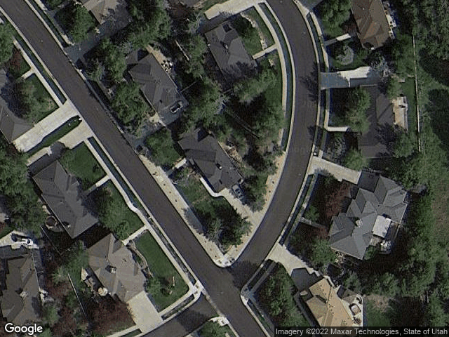 4402 N East Sawmill Rd Park City, UT 84098 Satellite View