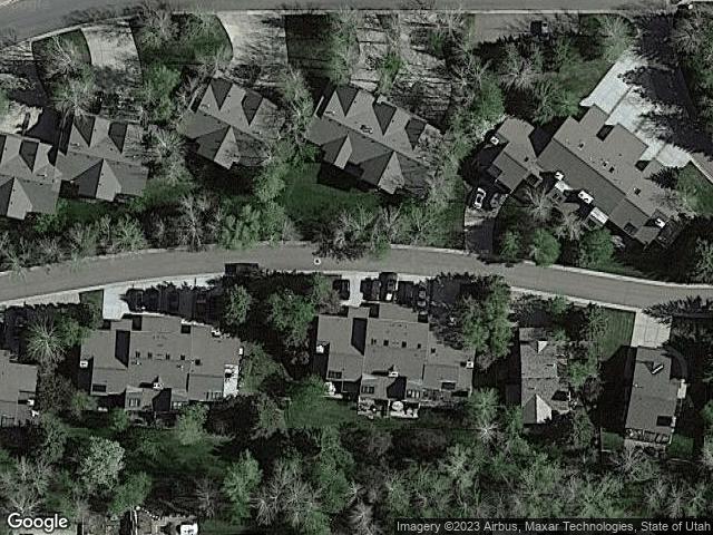 1347 W Quail Meadow Rd Park City, UT 84098 Satellite View