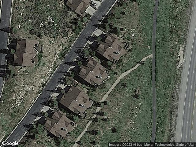 5241 Cove Canyon Dr Park City, UT 84098 Satellite View