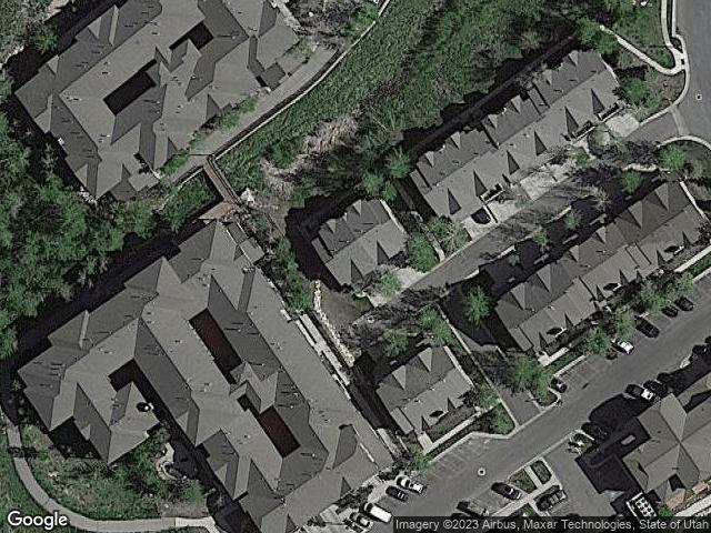 5543 N Slalom Way Park City, UT 84098 Satellite View