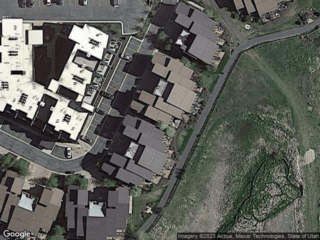 6004 Park Ln Park City, UT 84098 Satellite View