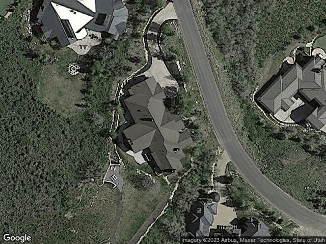 1107 Snow Berry Park City, UT 84098 Satellite View