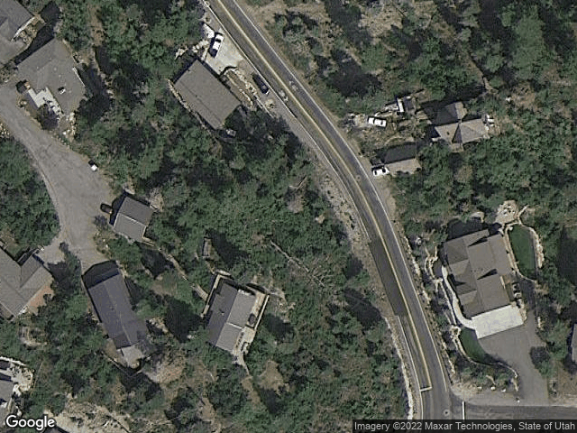 360 Parkview Park City, UT 84098 Satellite View