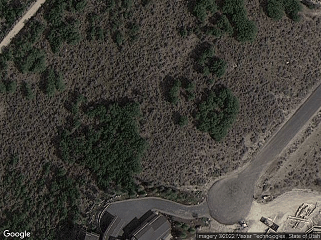 8565 N Promontory Ridge Dr Park City, UT 84098 Satellite View