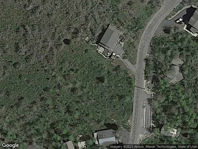 8763 Northcove Dr Park City, UT 84098 Satellite View