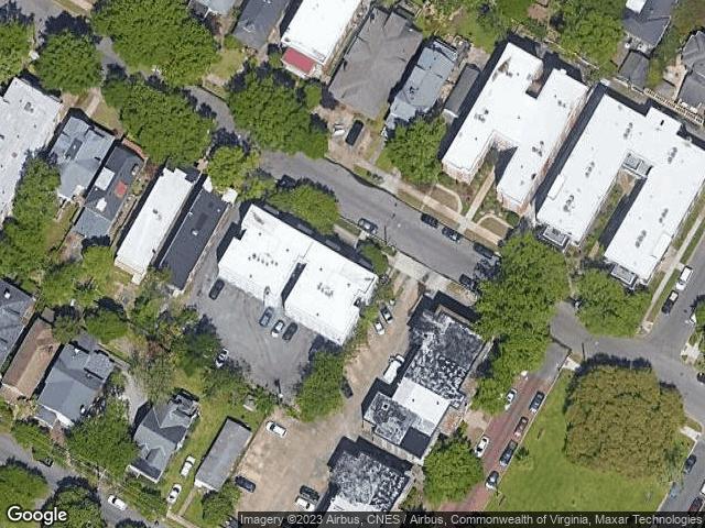 1017 Westover Ave #8 Norfolk, VA 23507 Satellite View