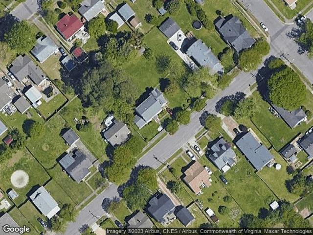 9327 Peachtree St Norfolk, VA 23503 Satellite View