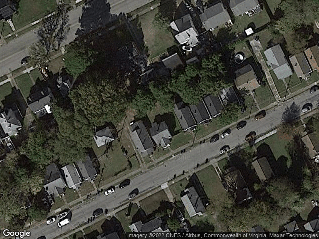 831 21st St Newport News, VA 23607 Satellite View