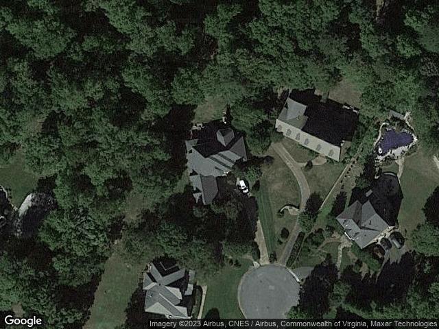 5202 W Shore Rd Chesterfield, VA 23112 Satellite View