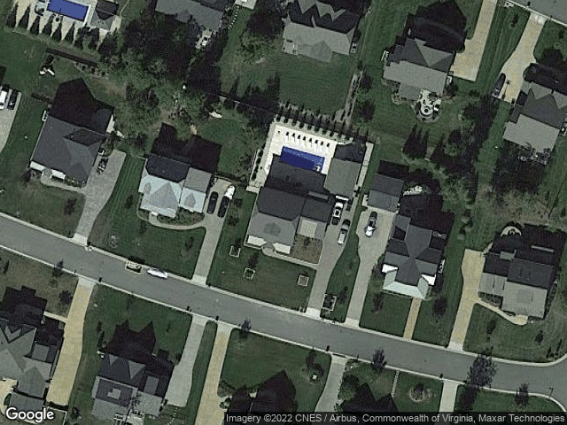 16412 Lambourne Rd Midlothian, VA 23112 Satellite View