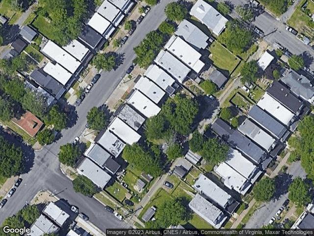 711 N 33rd St Richmond, VA 23223 Satellite View