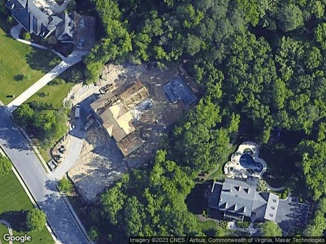 212 Middle Quarter Ln Henrico, VA 23238 Satellite View