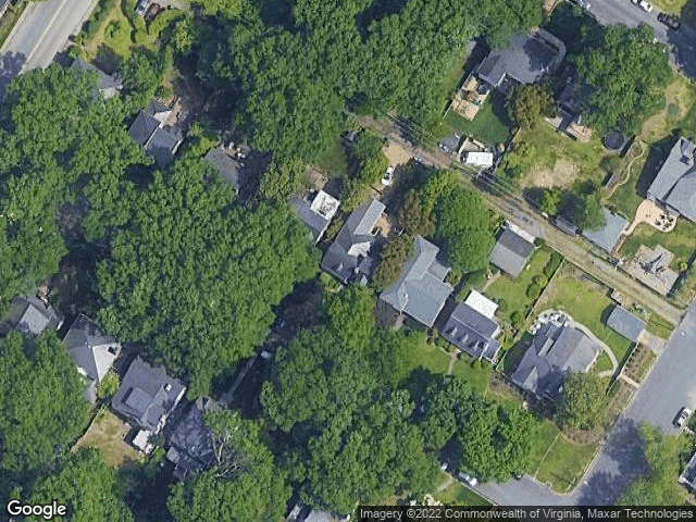4506 Bromley Ln Richmond, VA 23221 Satellite View