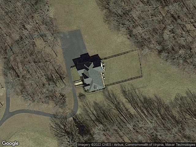 5800 Cartersville Rd Powhatan, VA 23139 Satellite View