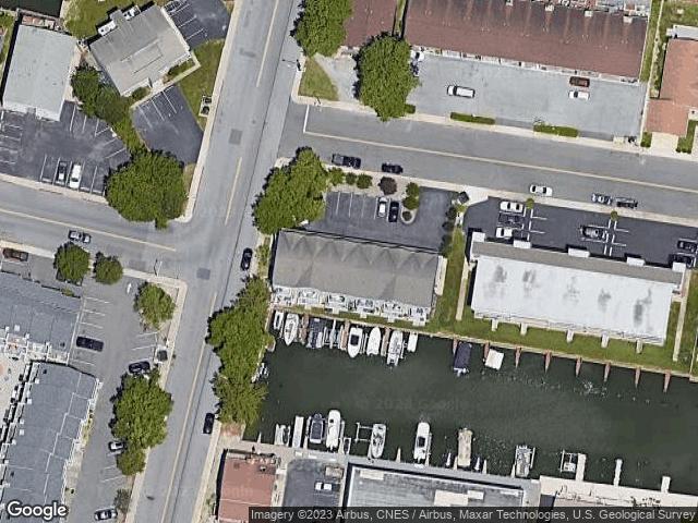 617 Salt Spray Rd #6 Ocean City, MD 21842 Satellite View