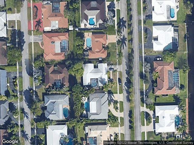 161 El Dorado Pkwy Plantation, FL 33317 Satellite View