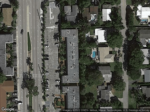 2500 NW 9th Ave Wilton Manors, FL 33311 Satellite View