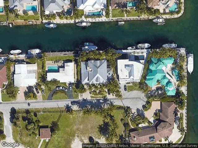 2449 NE 24th St Lighthouse Point, FL 33064 Satellite View