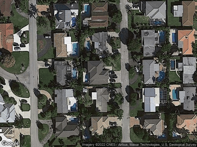 3247 NE 27th Ter Lighthouse Point, FL 33064 Satellite View