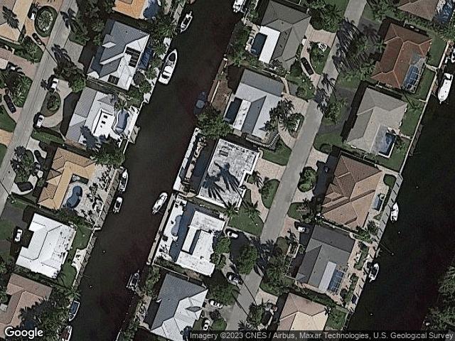 4101 NE 24th Ave Lighthouse Point, FL 33064 Satellite View