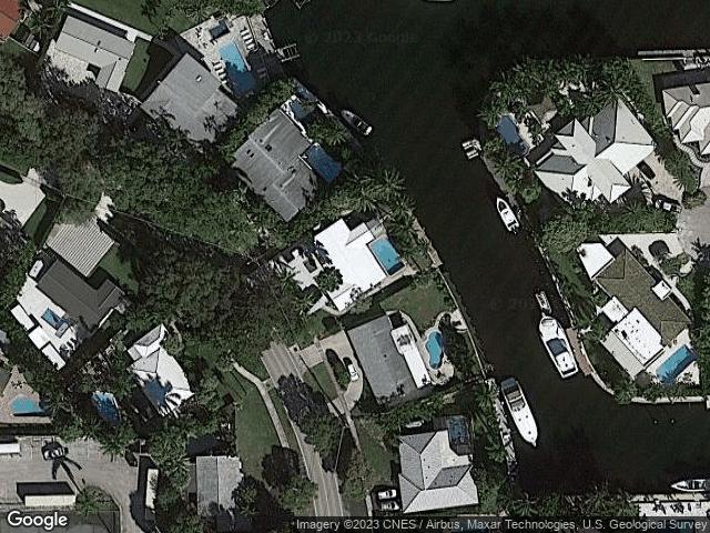 4730 NE 22Nd Avenue Avenue Lighthouse Point, FL 33064 Satellite View