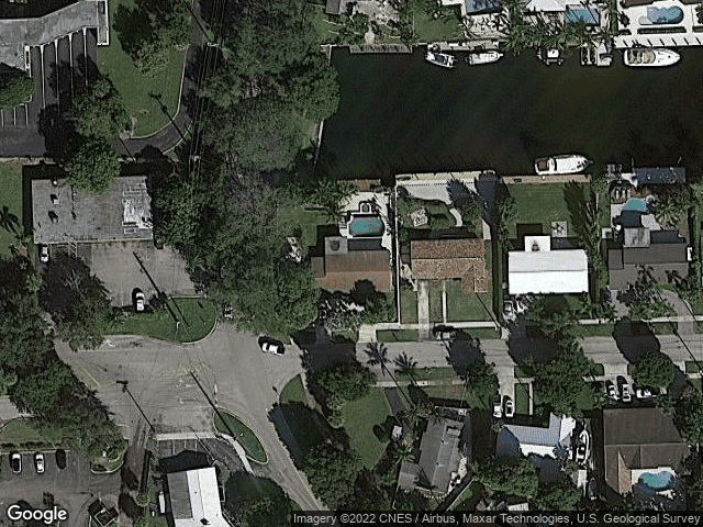 2151 NE 48th St Lighthouse Point, FL 33064 Satellite View