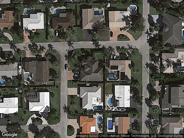 5210 NE 28th Ave Lighthouse Point, FL 33064 Satellite View