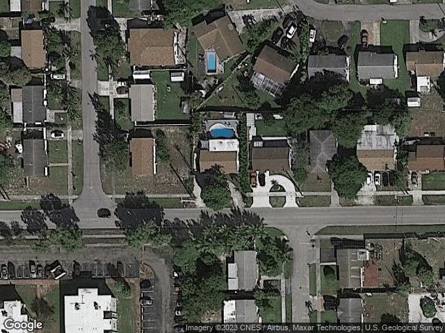 681 SW 15th St Deerfield Beach, FL 33441 Satellite View