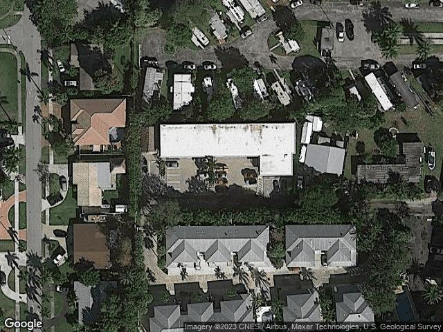 853 SE 4th Ct #14 Deerfield Beach, FL 33441 Satellite View