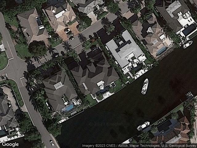 304 S Maya Palm Drive Boca Raton, FL 33432 Satellite View