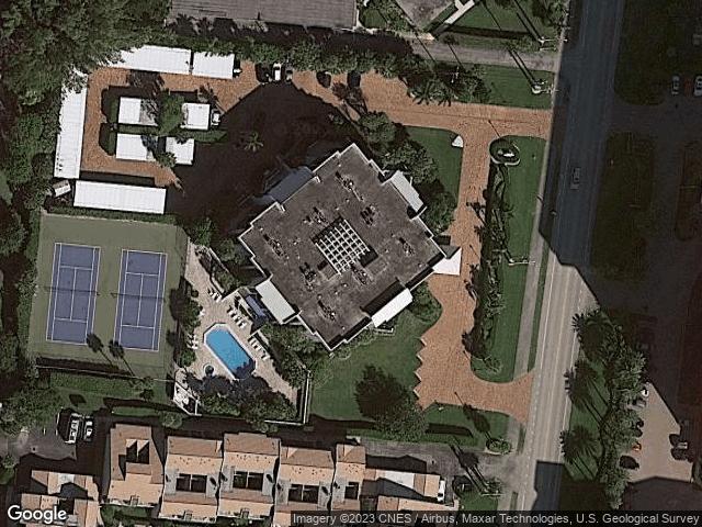1901 S Ocean Blvd #2080 Boca Raton, FL 33432 Satellite View