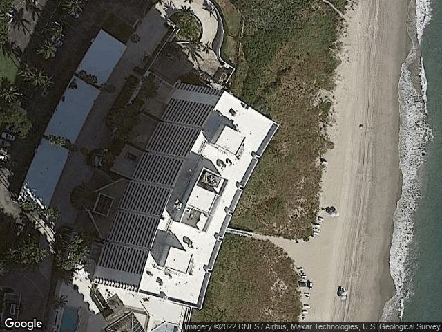 1400 S Ocean Boulevard #601 Boca Raton, FL 33432 Satellite View