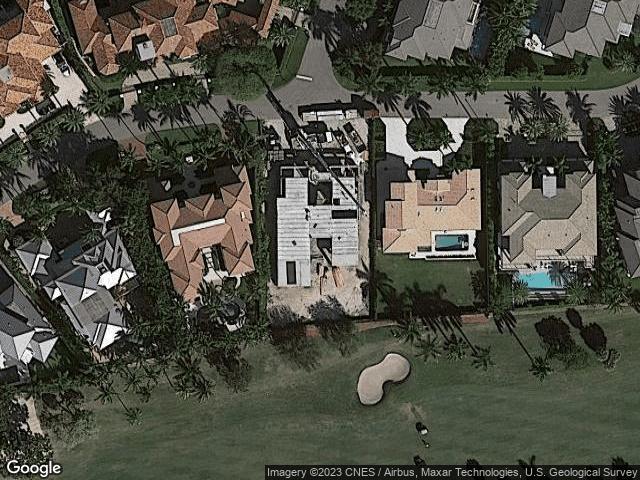 1862 Sabal Palm Drive Boca Raton, FL 33432 Satellite View