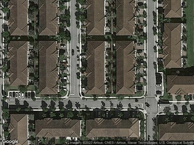 8434 Blue Cove Way Parkland, FL 33076 Satellite View