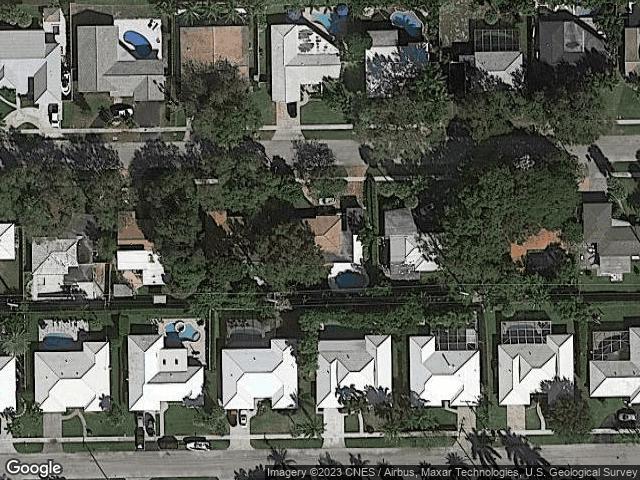 714 SW 7th Street Boca Raton, FL 33486 Satellite View