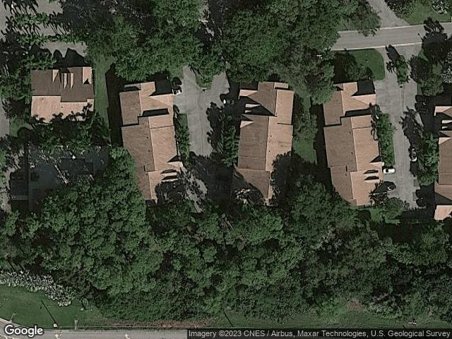5790 Coach House Cir #H Boca Raton, FL 33486 Satellite View