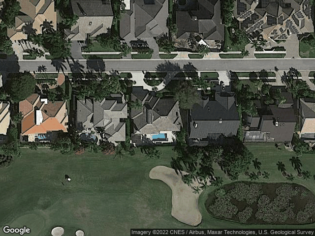 7588 Mandarin Drive Boca Raton, FL 33433 Satellite View