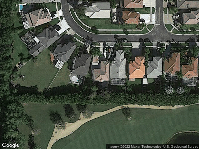 11161 Harbour Springs Circle Boca Raton, FL 33428 Satellite View