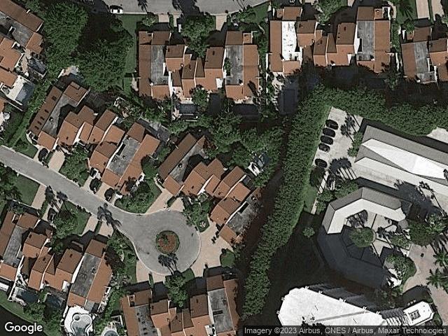 7409 Bondsberry Ct Boca Raton, FL 33434 Satellite View