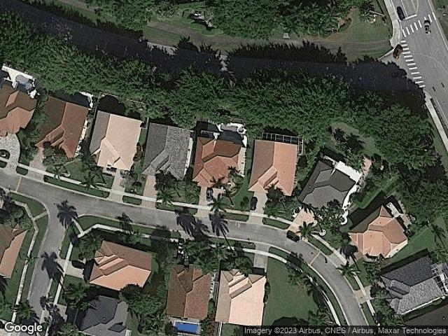 19844 Dinner Key Dr Boca Raton, FL 33498 Satellite View
