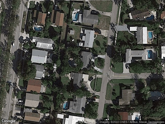 3501 NE E NE 4th Avenue Boca Raton, FL 33431 Satellite View