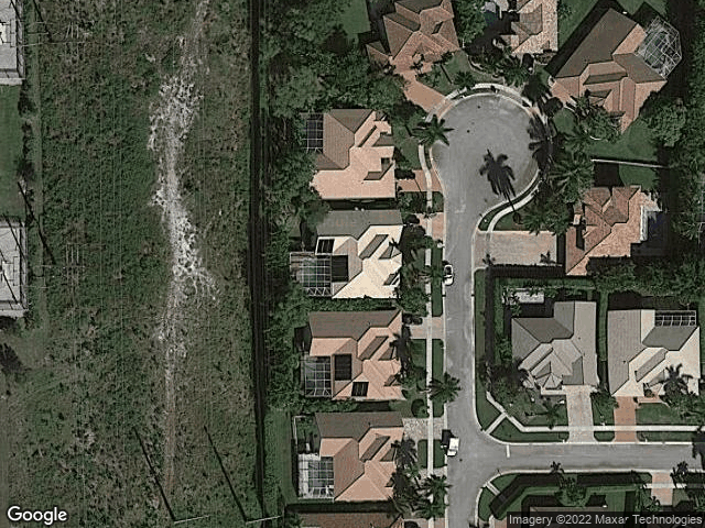 19274 Cloister Lake Lane Boca Raton, FL 33498 Satellite View