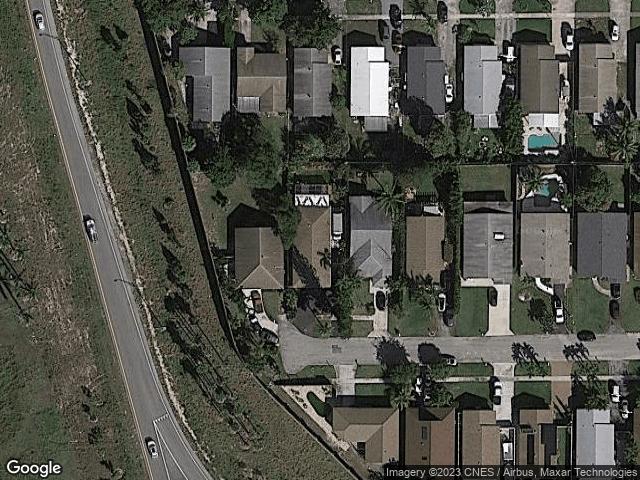 557 NW 52Nd Street Boca Raton, FL 33487 Satellite View