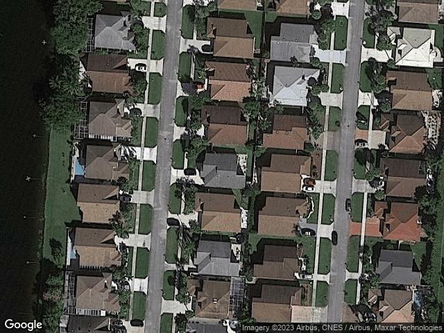 18916 La Costa Ln Boca Raton, FL 33496 Satellite View