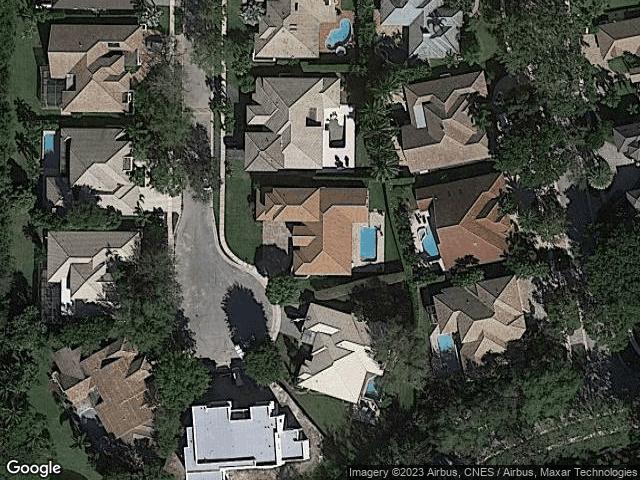 5732 Hamilton Way Boca Raton, FL 33496 Satellite View